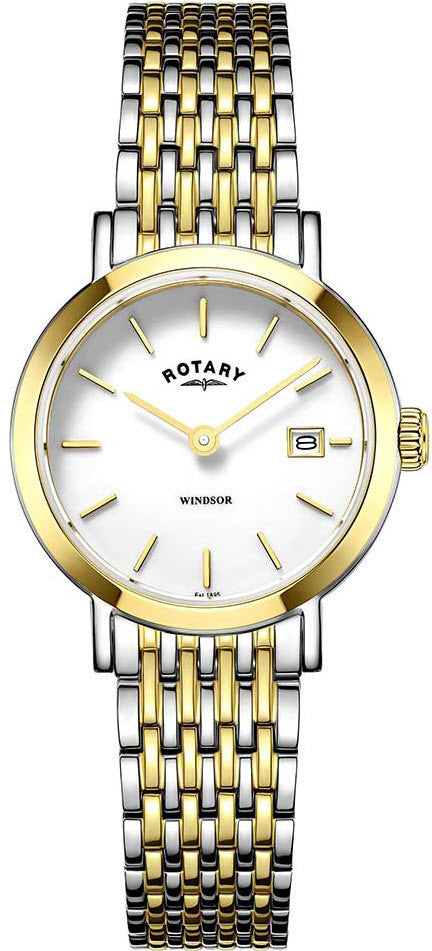 Rotary Watch Windsor Ladies