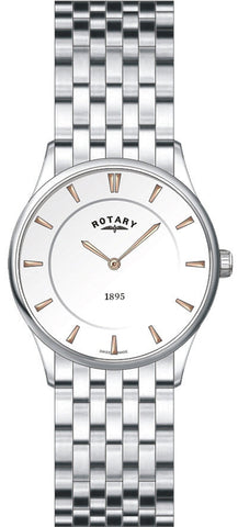 Rotary Watch Ultra Slim Ladies