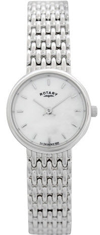 Rotary Watch Ladies Precious Metal