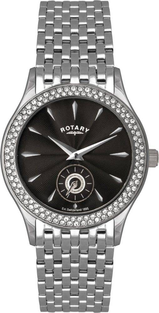 Rotary Watch Ladies Steel Bracelet