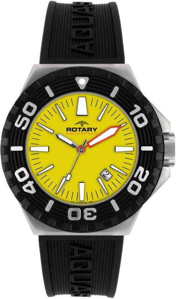 Rotary Watch Gents Stainless Steel D