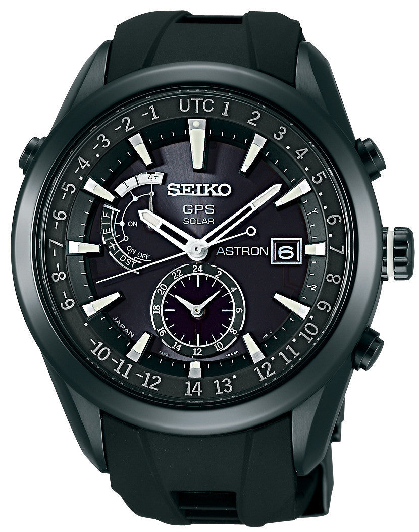 Seiko Astron Watch GPS Solar Watch