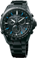 Seiko Astron Watch GPS Solar Chronograph Blue