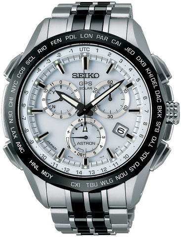Seiko Astron Watch GPS Solar Chronograph Limited Edition