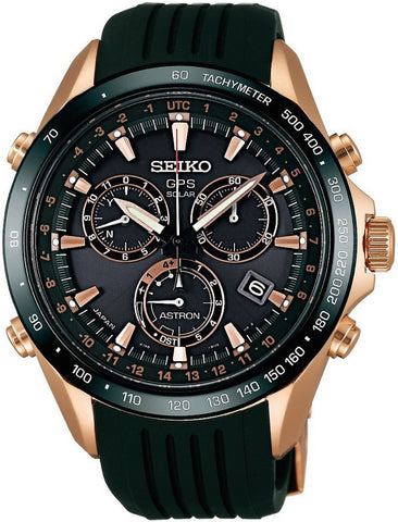 Seiko Astron Watch GPS Solar Watch Novak Djokovic Limited Edition D