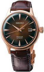 Seiko Presage Watch Cocktail Collection Manhattan