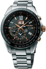 Seiko Astron Watch GPS Solar Big Date