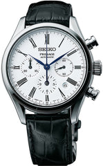 Seiko Presage Watch Chrono