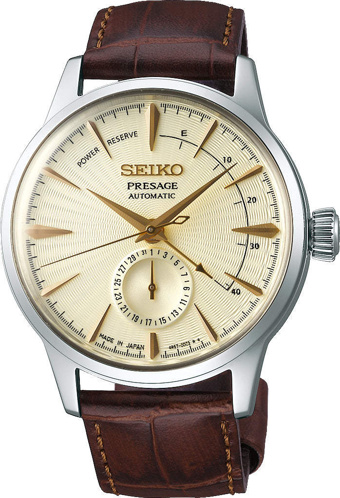 Seiko Presage Watch Cocktail Collection The Gimlet