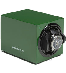 Barrington Watch Winder Single Racing Green