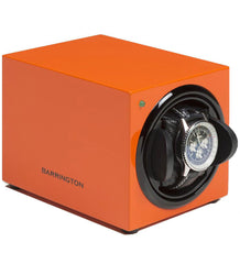 Barrington Watch Winder Single Burnt Amber