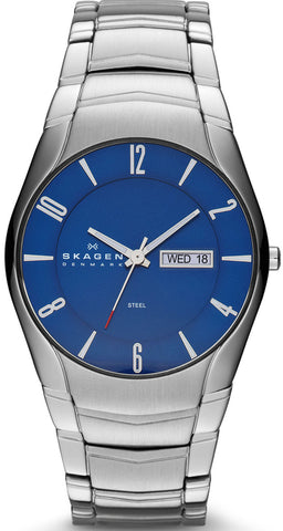 Skagen Watch Aabye Mens