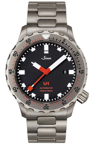 Sinn Watch U1 Bracelet