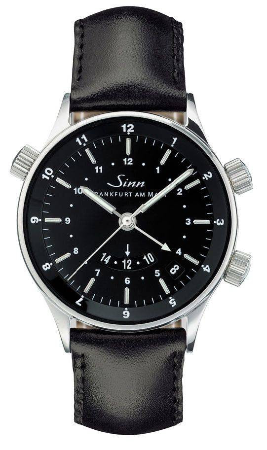 Sinn Frankfurt Finance Center Watch 6066 D