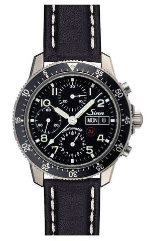 Sinn Flieger Chronograph 103 Ti Ar Leather D