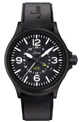 Sinn Watch 856 S UTC Rubber