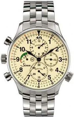 Sinn Watch 917 GR The Rallye Bracelet