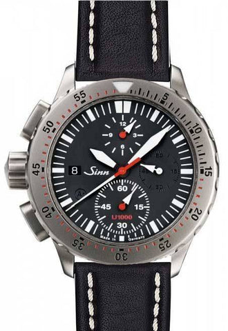 Sinn Watch U1000 - EZM 6 Leather