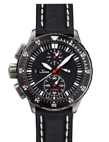 Sinn Watch U1000 SDR - EZM 6 Leather