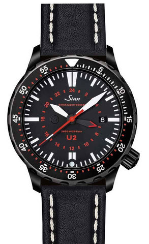 Sinn Watch U2 S - EZM 5 Leather