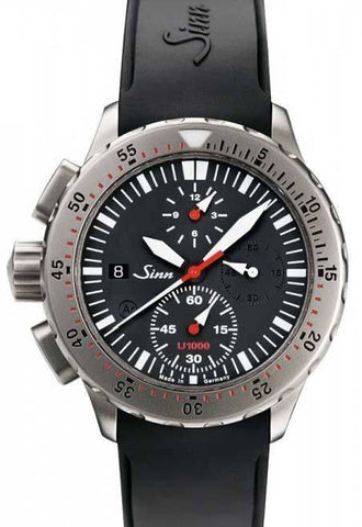 Sinn Watch U1000 - EZM 6 Rubber