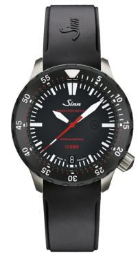 Sinn Watch U200 SDR - EZM 8 Silicon