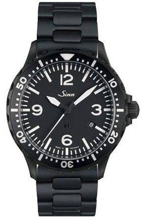 Sinn Watch 857 S PVD Bracelet