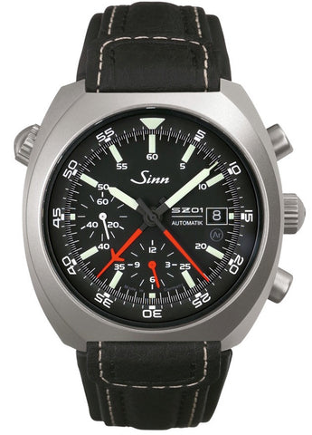 Sinn Watch 140 St Leather