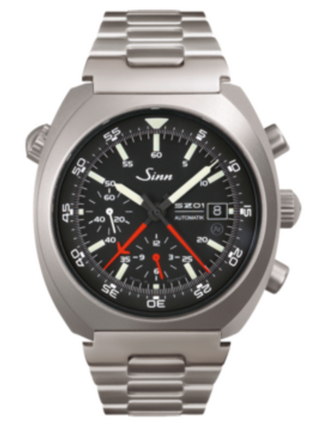 Sinn Watch 140 St Bracelet