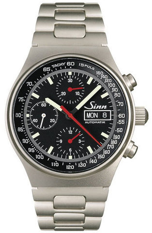 Sinn Watch 144 St Sa Bracelet