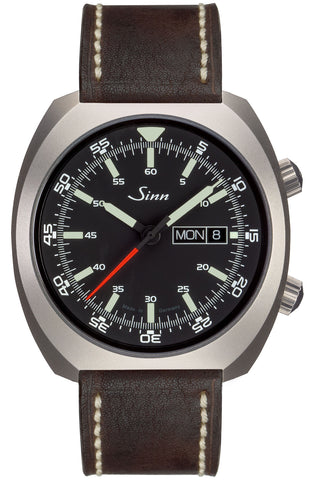 Sinn Watch 240 St Vintage Leather