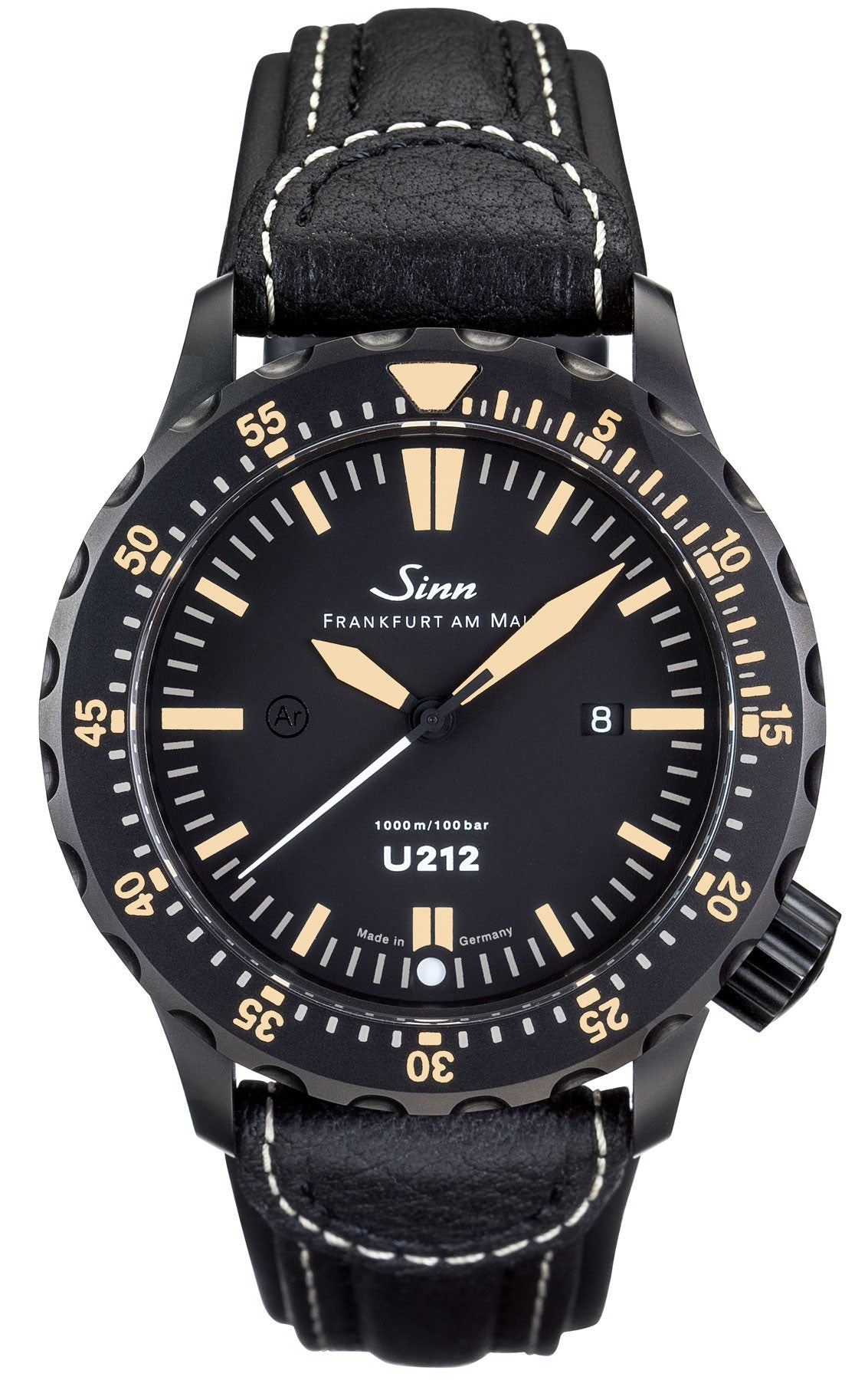 Sinn Watch U212 S E Leather Limited Edition