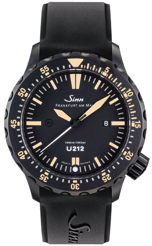 Sinn Watch U212 S E Rubber Limited Edition