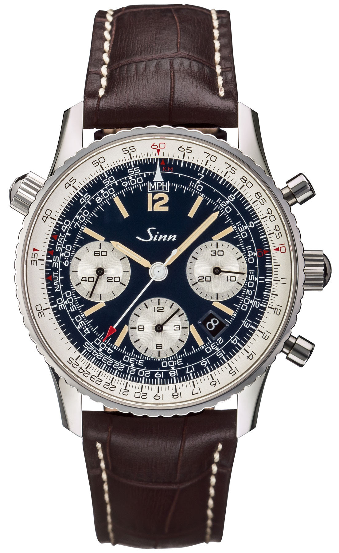 Sinn Watch 903 St B E Alligator