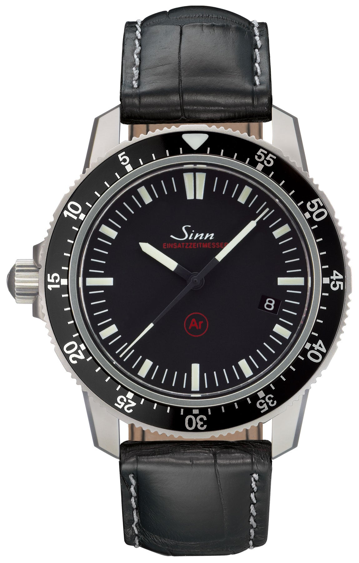 Sinn Watch EZM 3F Alligator