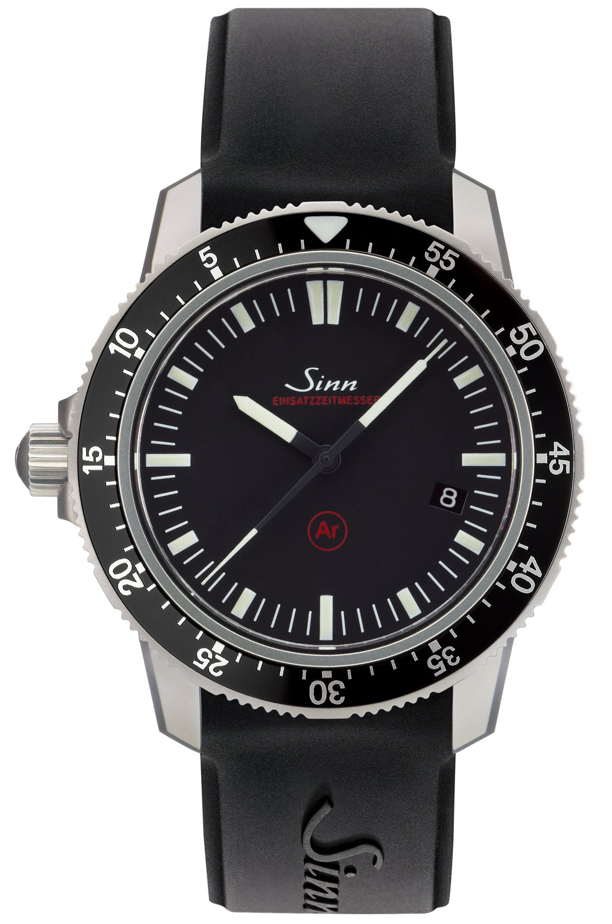 Sinn Watch EZM 3F Rubber