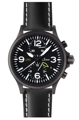 Sinn Multifunction Chronograph 900 Leather D