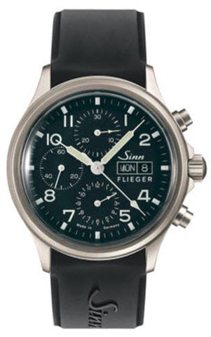 Sinn Watch 358 Pilot Rubber