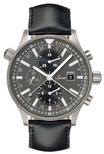 Sinn Watch 900 Diapal Leather