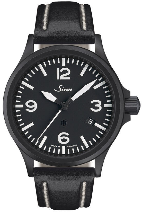 Sinn Watch 856 S Leather