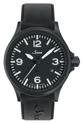 Sinn Watch 856 S Rubber