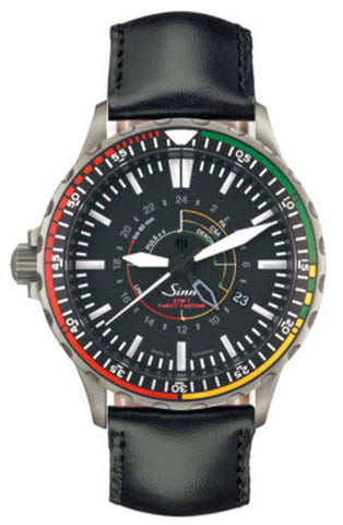 Sinn Watch EZM 7 Leather