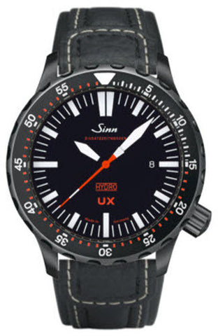 Sinn Watch UX S EZM 2B Leather