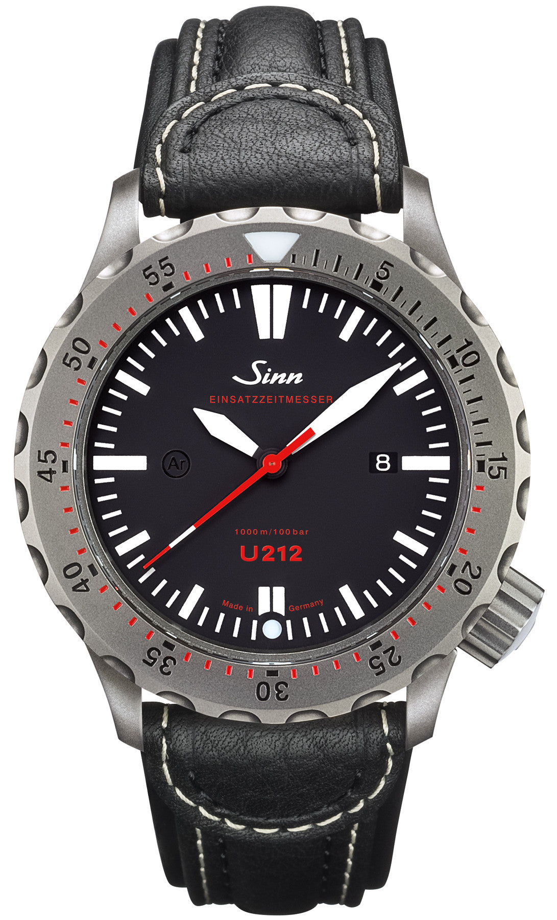 Sinn Watch U212 - EZM 16 Leather