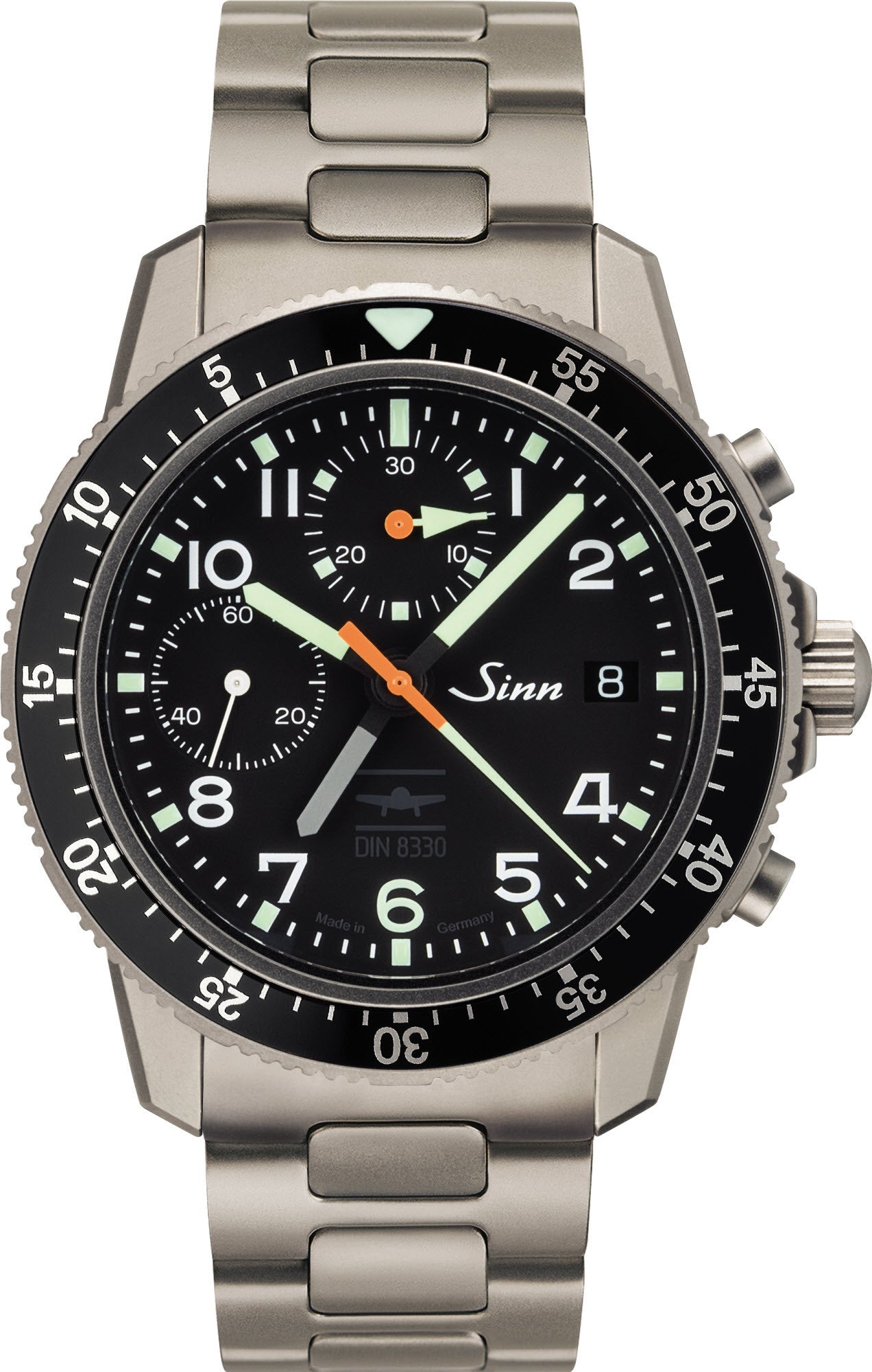 Sinn Watch 103 Ti UTC IFR Bracelet Mens