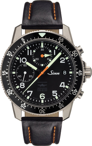Sinn Watch 103 Ti IFR Cowhide Mens