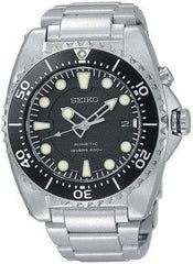 Seiko Watch Kinetic Mens