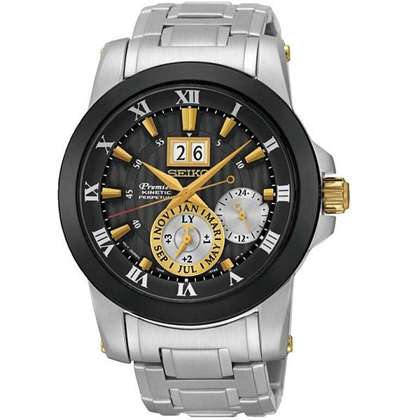 Seiko Watch Kinetic Perpetual Special Edition S