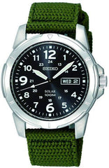 Seiko Watch Solar Powered Gents