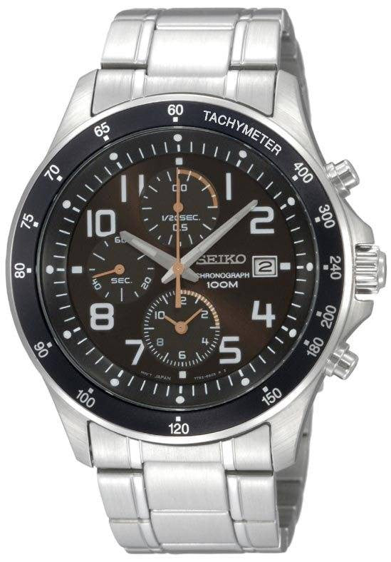 Seiko Watch Chronograph